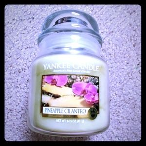 yankee candle Accents - Pineapple Cilantro Yankee Candle